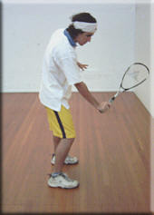 Backhand Downswing