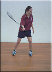 Forehand Downswing