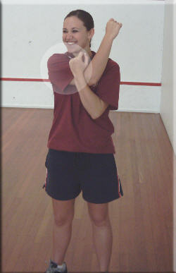 Stretch for Squash Safety